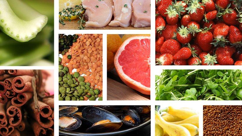 alimente cu continut scazut de calorii